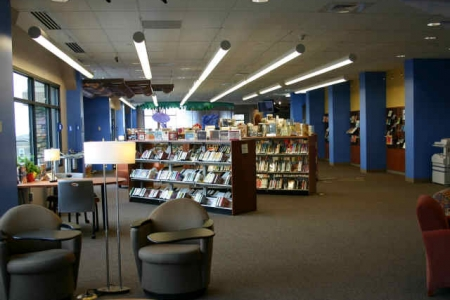 Roxbourgh Library
